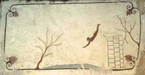 Le Plongueur de Paestum