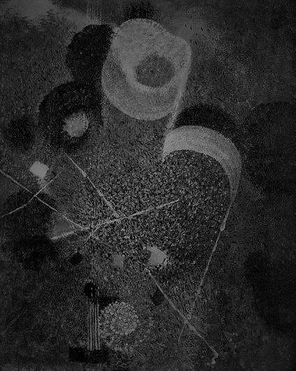 Oskar Dalvit - Vibrierender Aspekt, 1947 (2)
